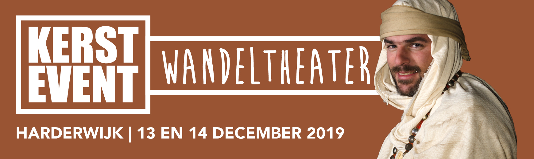 Kerstevent Wandeltheater